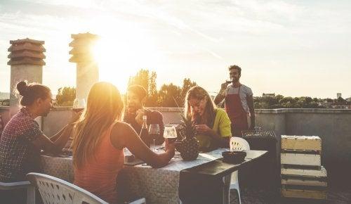 Arredare la terrazza di un attico: consigli e idee