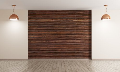 Scoprite come decorare pareti e pavimenti con il legno