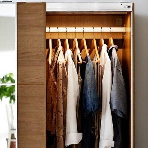 Progettare il proprio armadio su misura