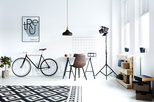 4 idee di lampade da terra per il vostro ufficio