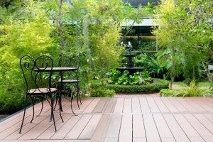 Idee di mobili per arredare il giardino.