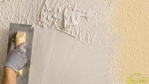 Origini della finitura a buccia d'arancia / brico-valera.com