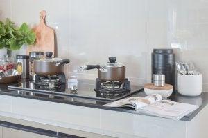 5 idee geniali per piani di lavoro in granito per la cucina.