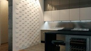 Piastrelle in rilievo per la cucina decorazione e originalità