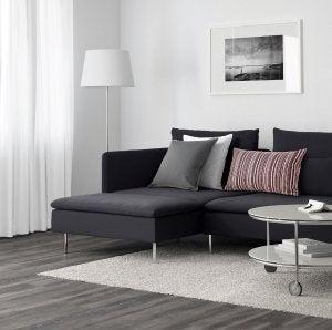 Soderhamn sofà grigio