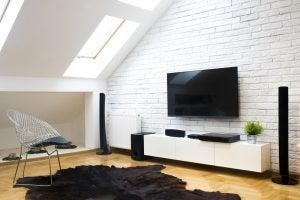 Come scegliere la posizione migliore per il televisore.