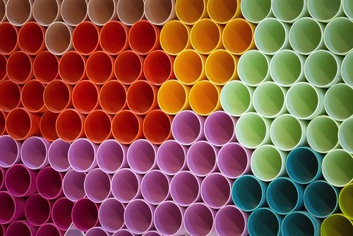 Cosa fare con i tubi in PVC che non usate più