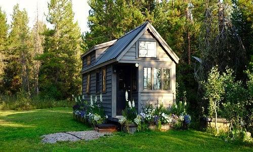 Costruire una mini casa