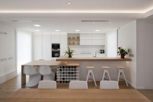 Separare cucina e soggiorno: 4 fantastiche idee — Arrediamo