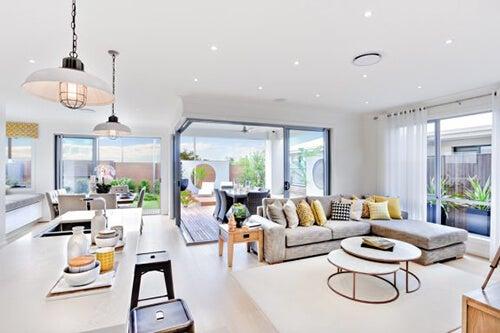 Separare cucina e soggiorno: 4 fantastiche idee