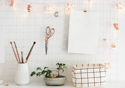 Elementi decorativi che potete trovare nei mercatini