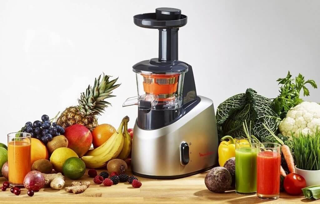 centrifuga per frutta e verdura