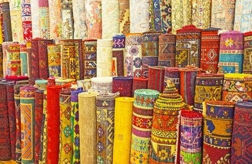 I tappeti kilim: tra lusso e decorazione