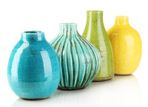 Alcune ceramiche organiche