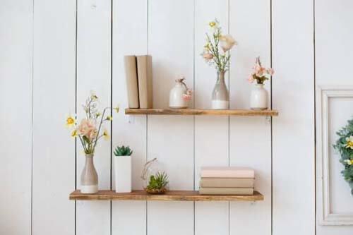 I vasi più belli per decorare le mensole