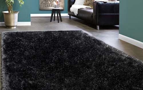 Uno degli esempi di tappeti a pelo lungo