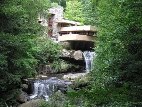 Fallingwater: come fu costruita la Casa sulla cascata?