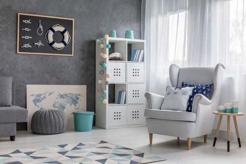 5 consigli originali per decorare casa in stile marinaro