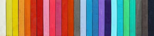 Scala cromatica per l'interior design