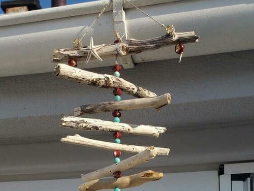 Acchiappasogni driftwood
