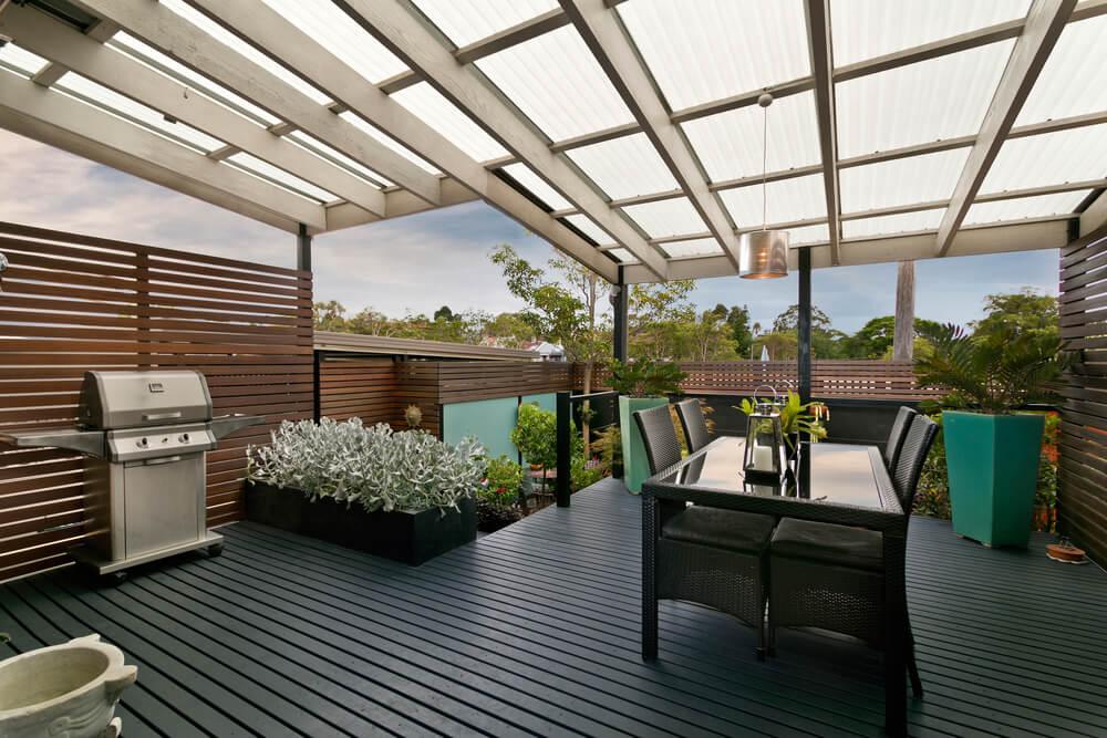 integrare la terrazza nella casa