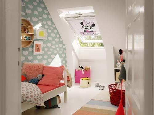 Imparate a decorare la soffitta