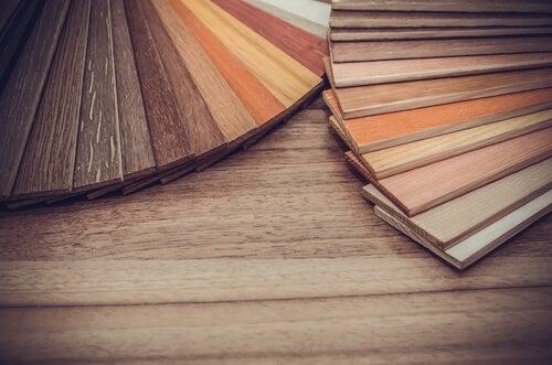 Colori pavimento laminato