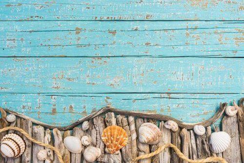 Il driftwood: un materiale eco molto trendy