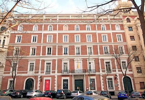 Il Museo Nazionale di Arti Decorative di Madrid
