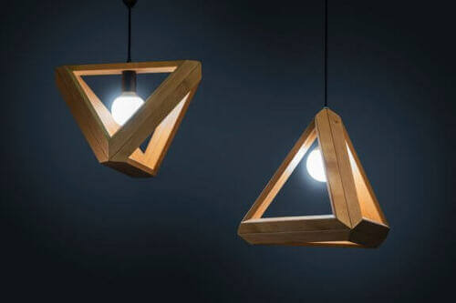 Tendenze nella decorazione d'interni: i mobili con forme geometriche