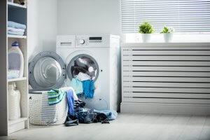 come tenere in ordine la lavanderia