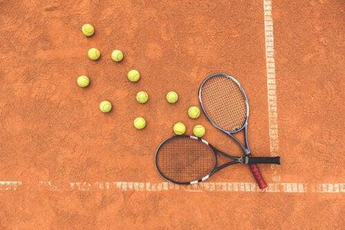4 idee creative per riciclare le racchette da tennis