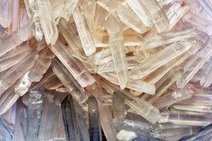 minerali per i salotti