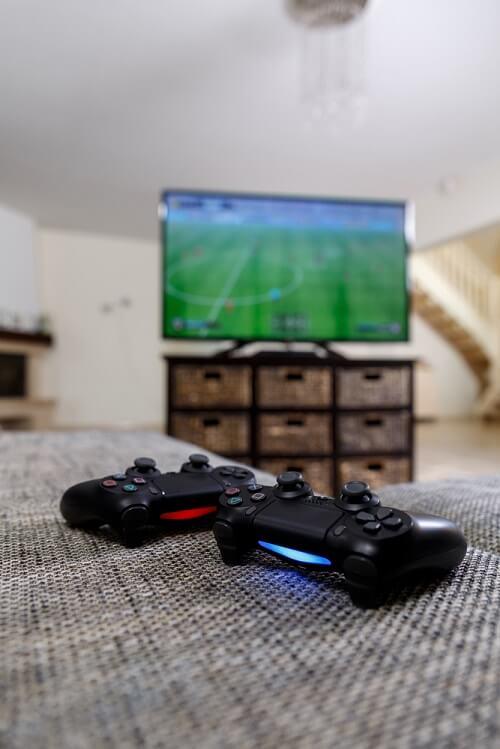 camera di un gamer