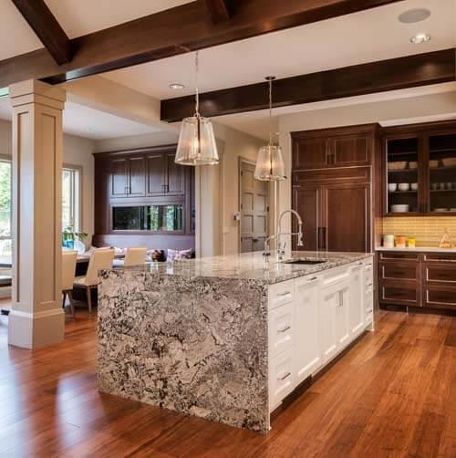 Come scegliere il piano cucina in granito