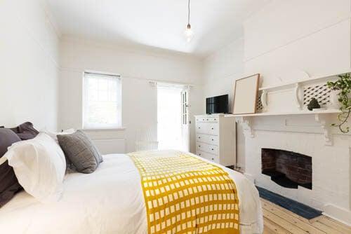 Tipi di caminetti per la camera da letto