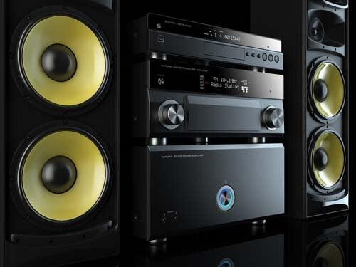 Sony produce impianti Hi-Fi