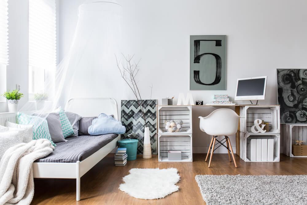 scegliere i mobili della cameretta dei figli