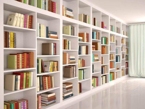 Costruire una biblioteca a casa: 7 modi per farlo