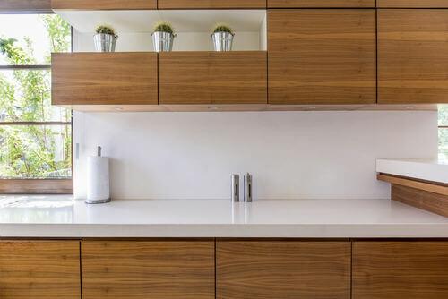 Le migliori opzioni per il piano di lavoro della cucina