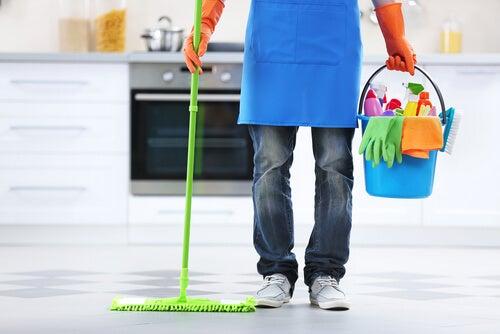 Case per studenti: consigli per l'igiene