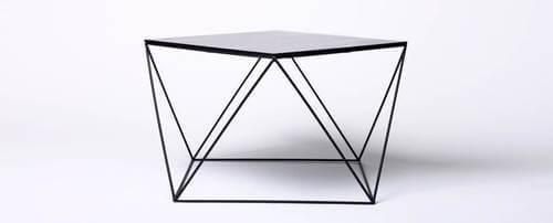 Tavolo geometrico