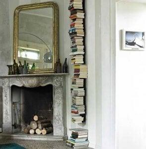 Libri in verticcale