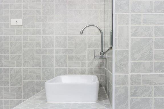 Zone di sicurezza dell'impianto elettrico in bagno