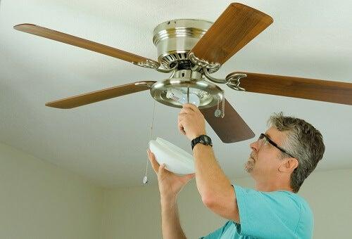Ventilatori da soffitto: preparatevi per l'estate!
