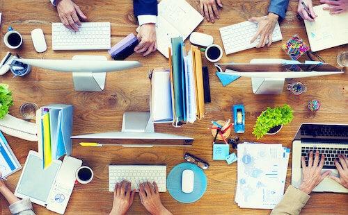 Mobili per ufficio che non possono mancare