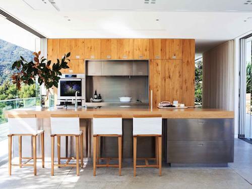 Nicole Hollis: un'interior designer con uno stile personale