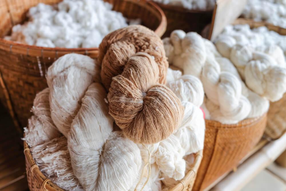Arredare casa con i tessuti: il cotone