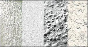 Diverse tecniche di pittura per le pareti. Rivalorizzare la casa.