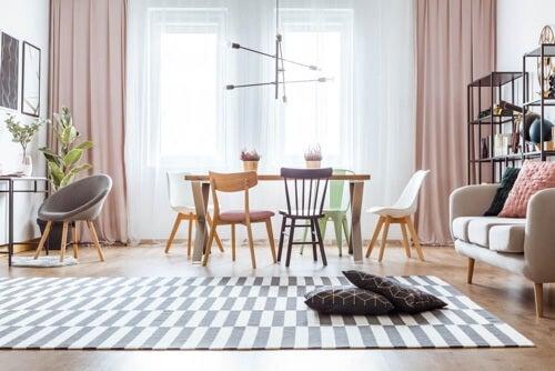 Le 5 regole del colore fondamentali dell'interior design
